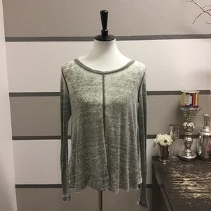 Sparrow-Waffle Knit Top